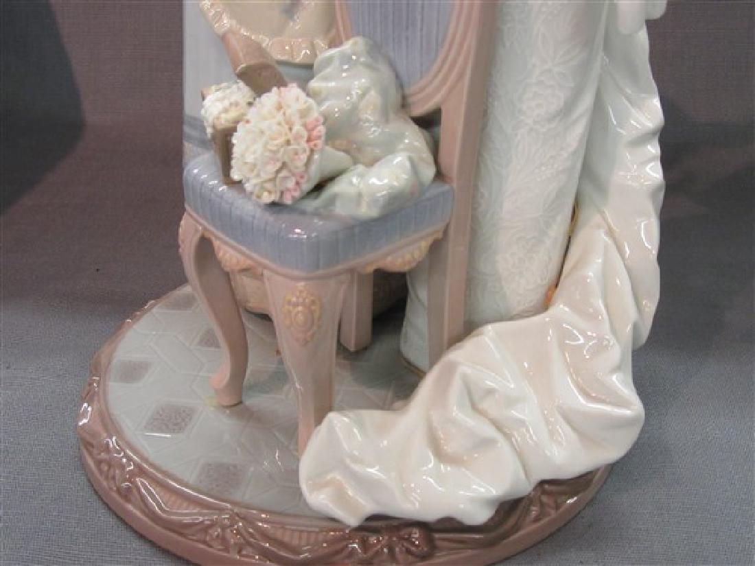 """Lladro 1494 """" My Wedding Day"""" - 3"""