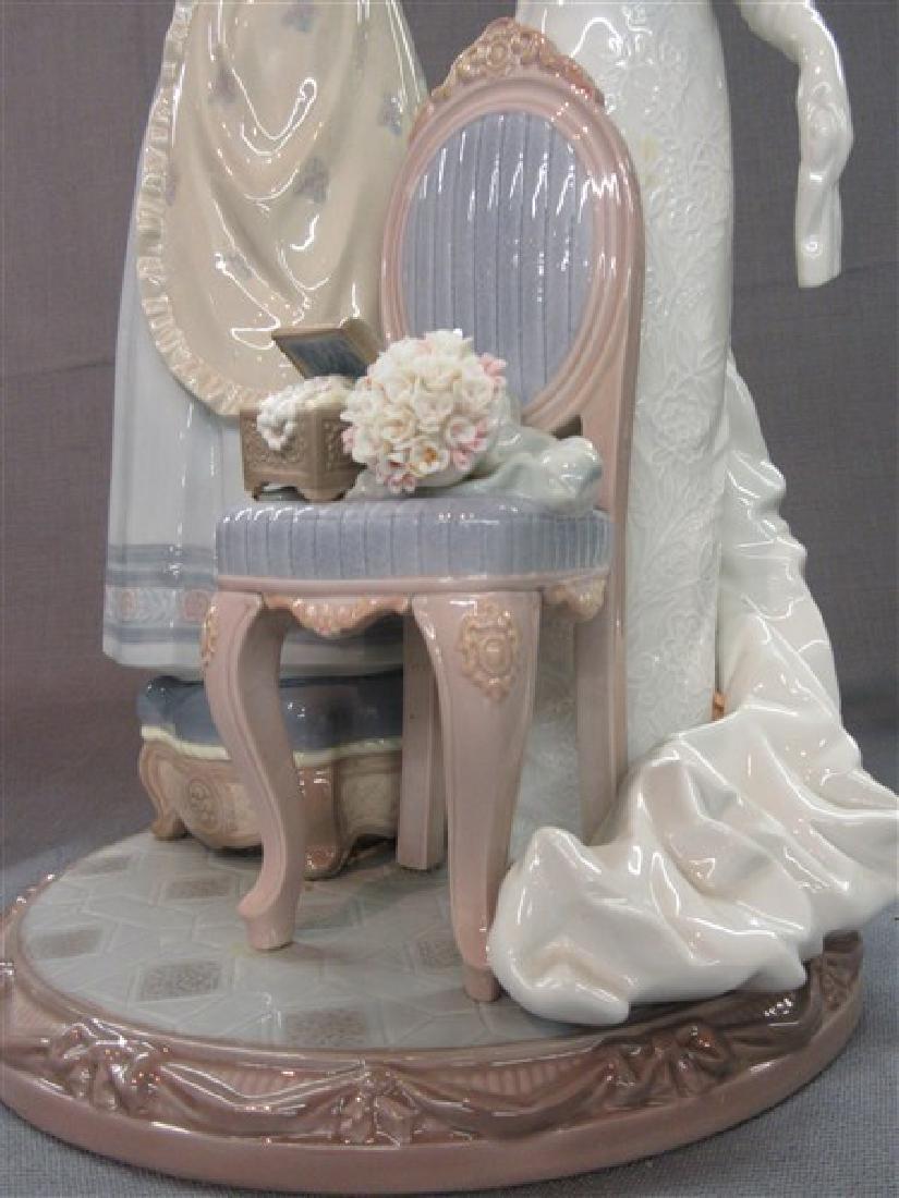 """Lladro 1494 """" My Wedding Day"""" - 5"""
