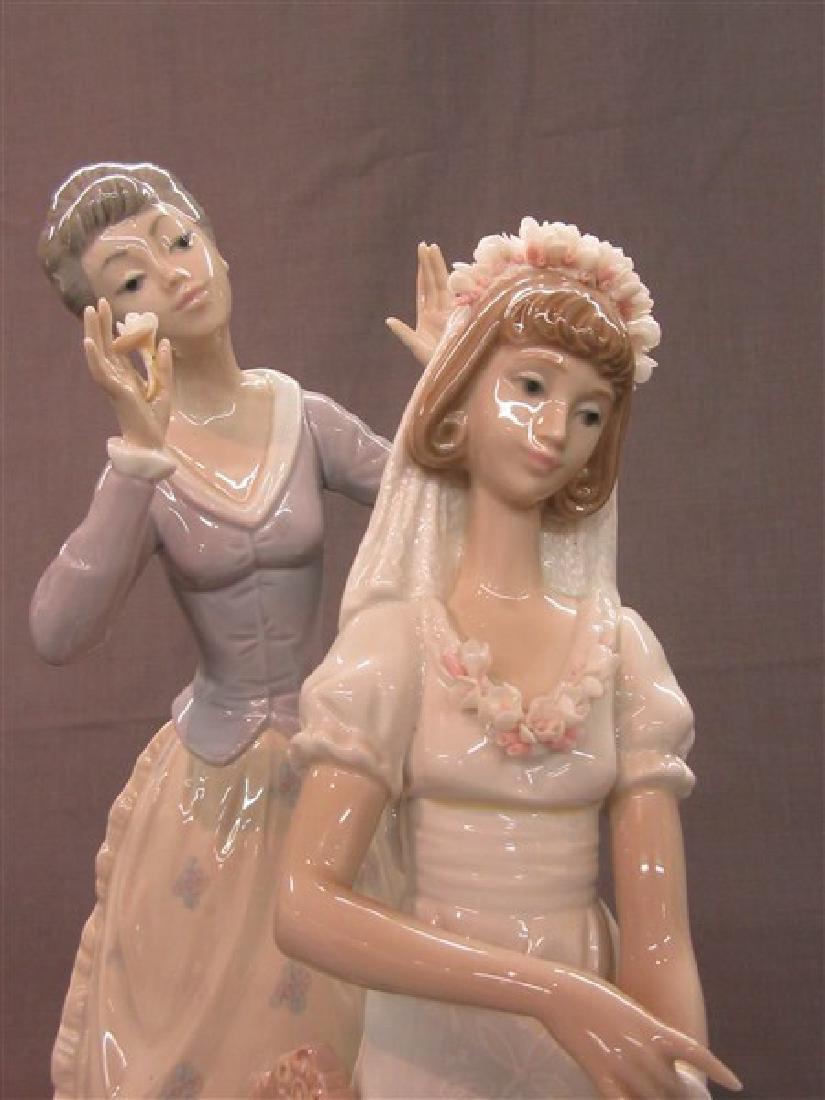 """Lladro 1494 """" My Wedding Day"""" - 6"""