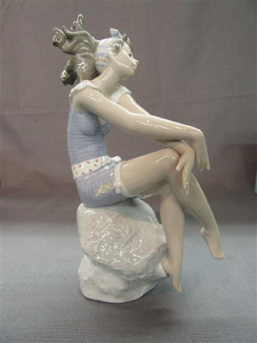 "Lladro 5615 ""Bathing Beauty"" - 2"