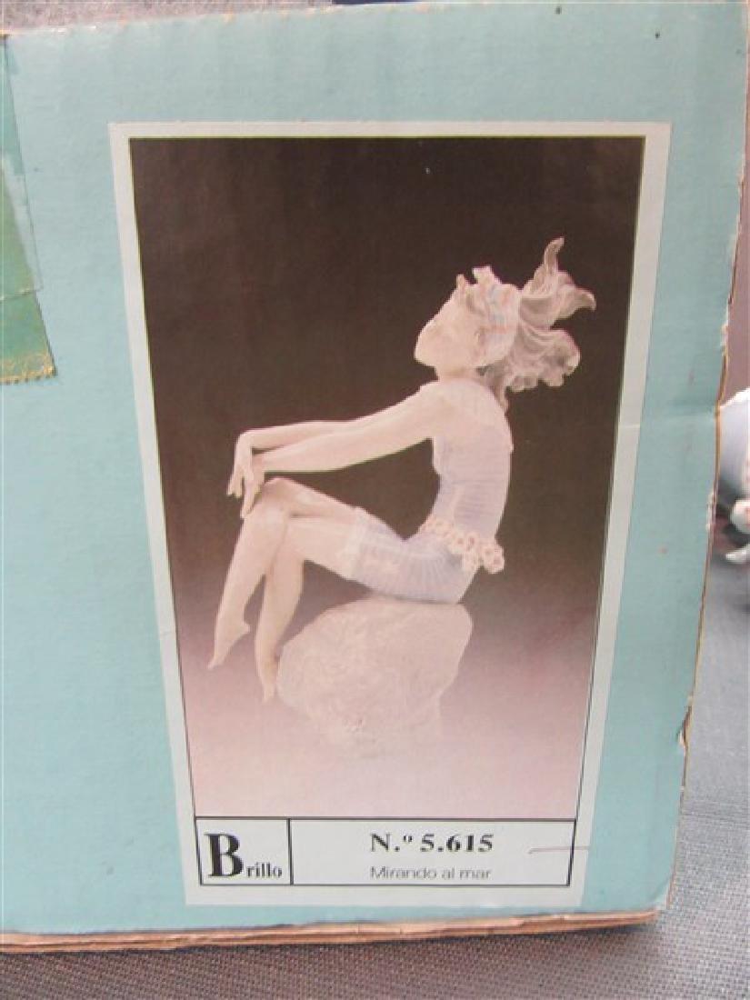 "Lladro 5615 ""Bathing Beauty"" - 4"