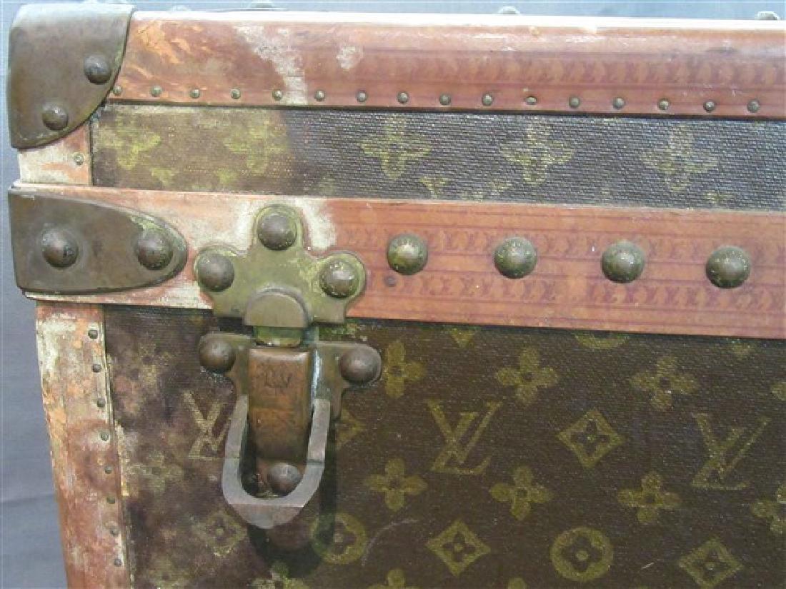 c.1930 Louis Vuitton Courier Trunk - 3