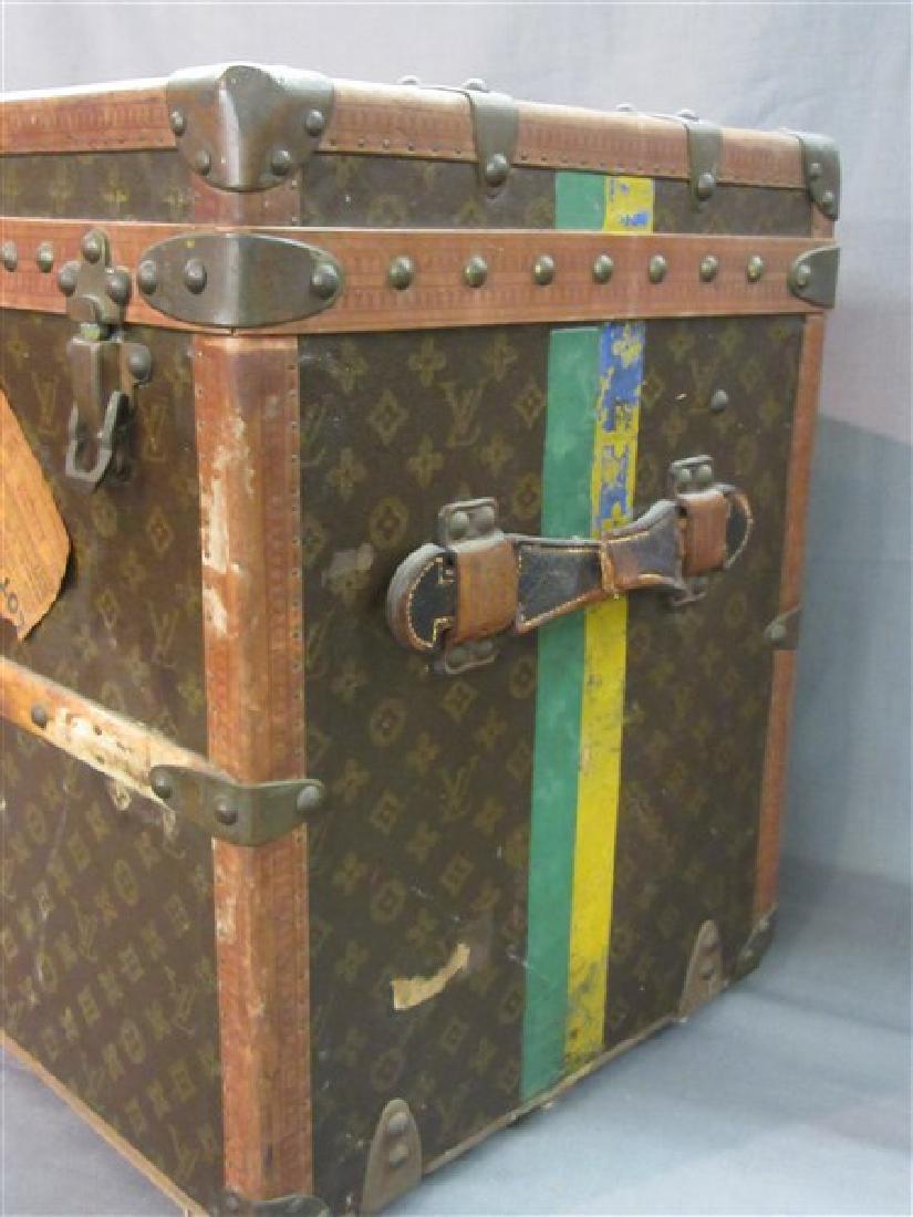 c.1930 Louis Vuitton Courier Trunk - 4