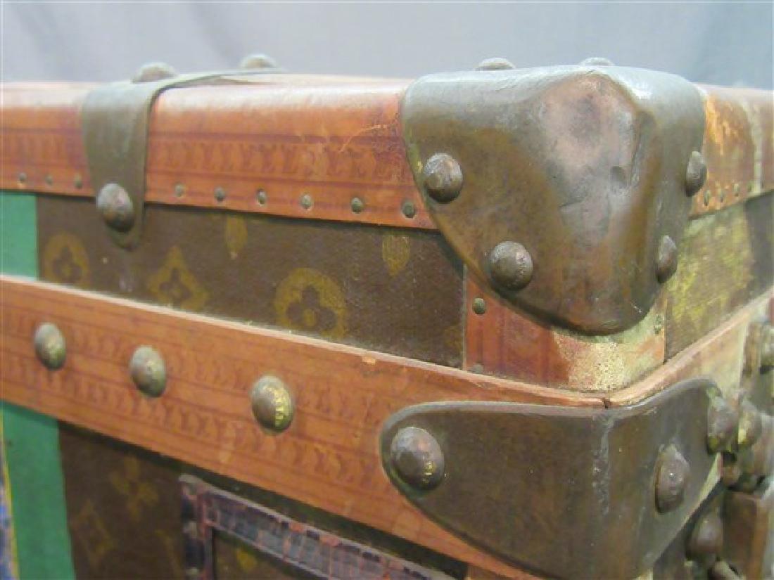 c.1930 Louis Vuitton Courier Trunk - 7