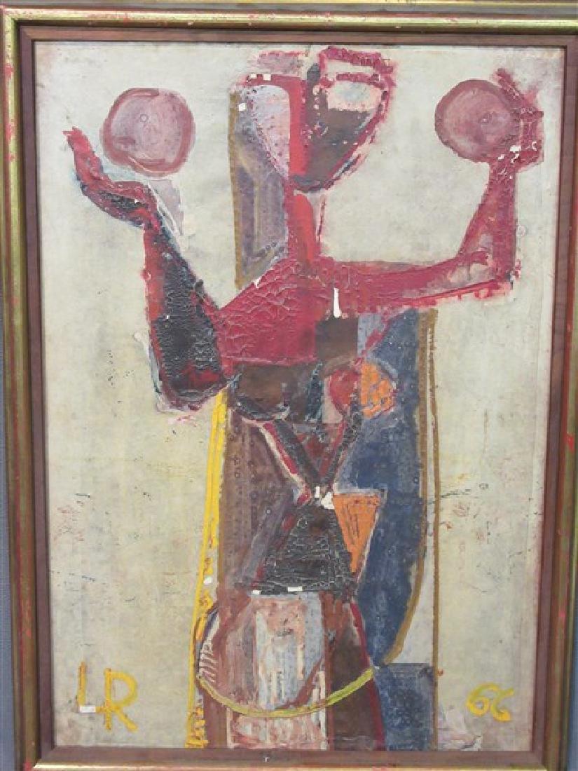 "Leopold Richter (1896-1984) ""Tropical Fruits"""