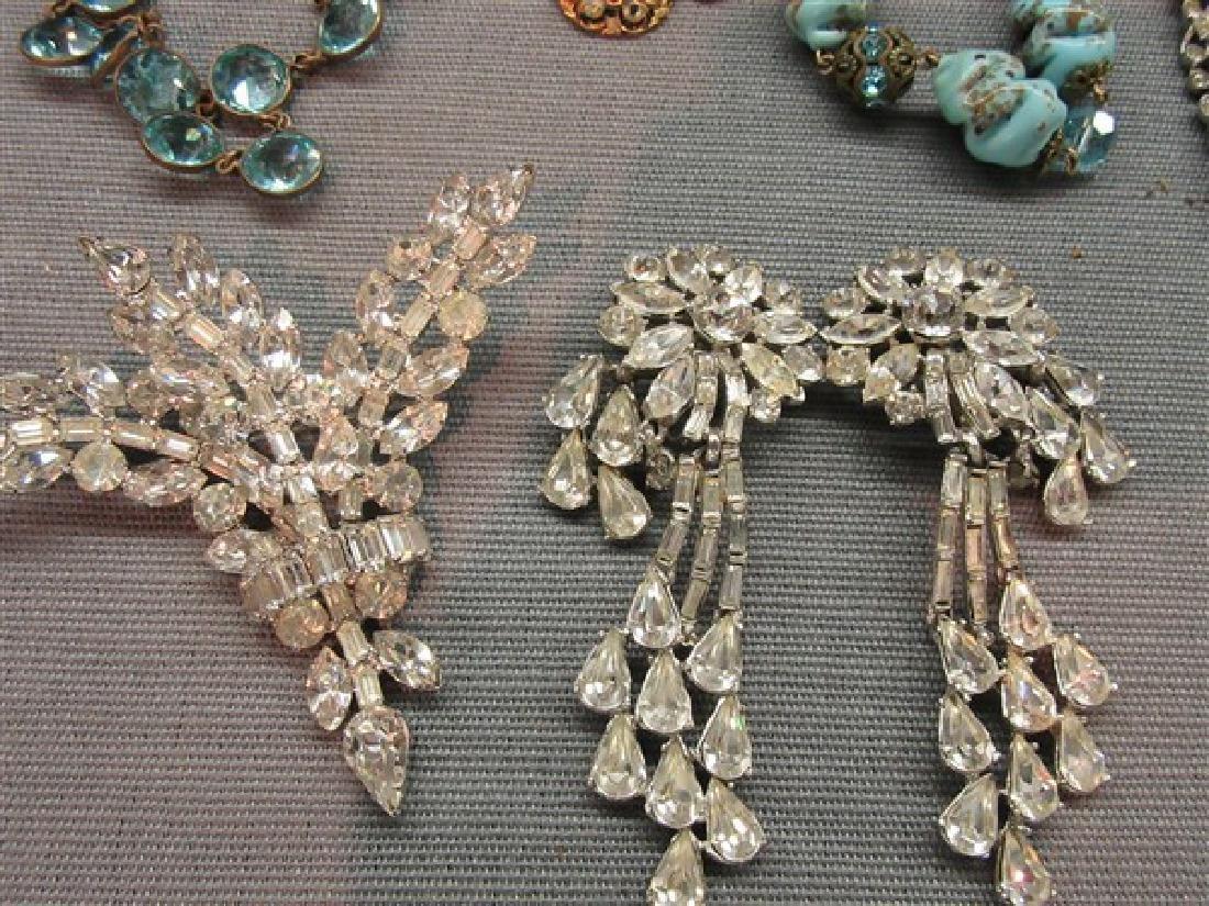 Estate Vintage  Costume Jewelry Lot - 3