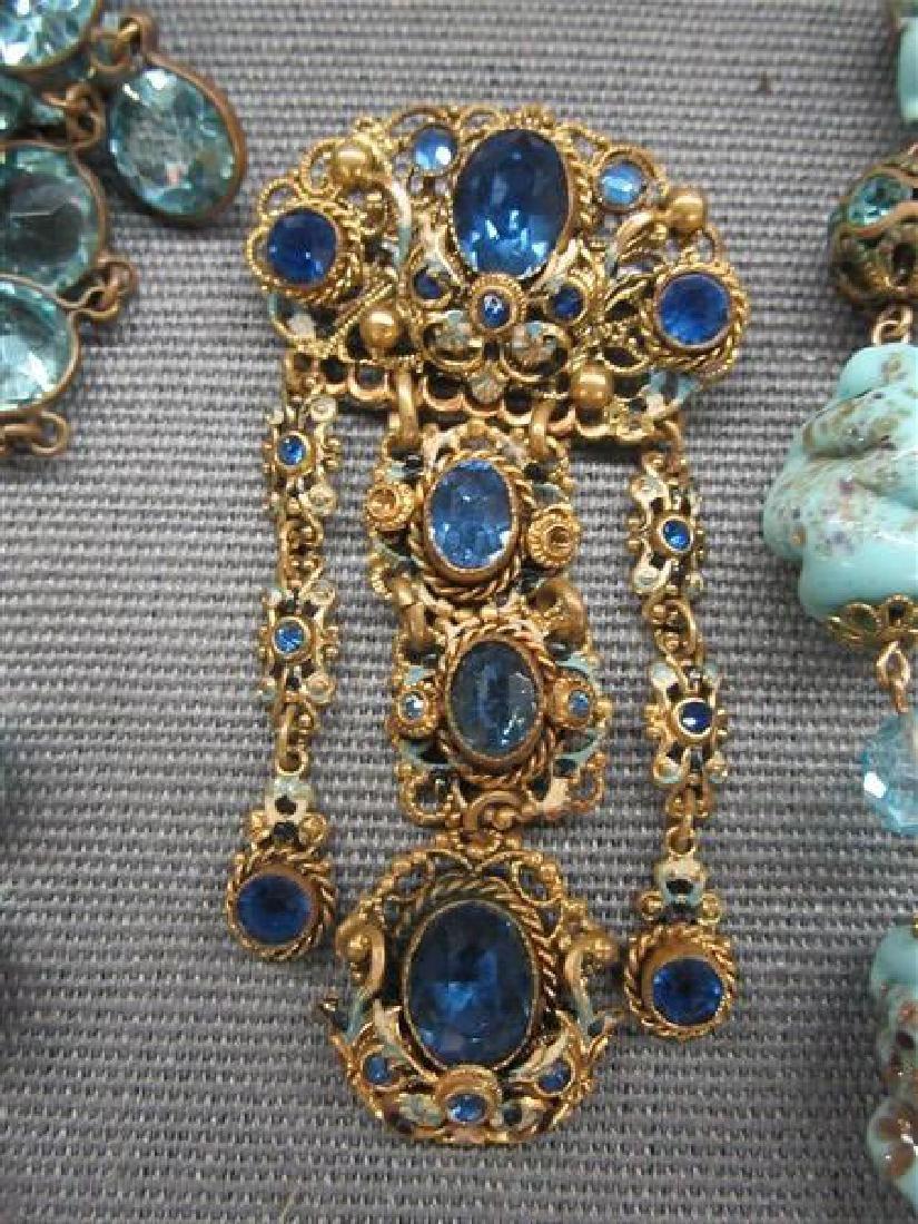 Estate Vintage  Costume Jewelry Lot - 4