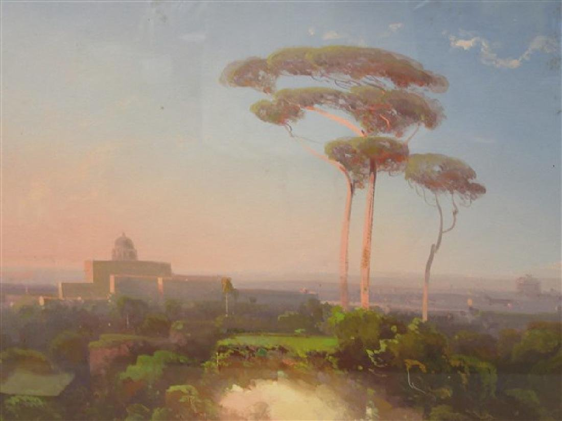 Conrad Schreiber (1816-1894) Italian Landscape - 2