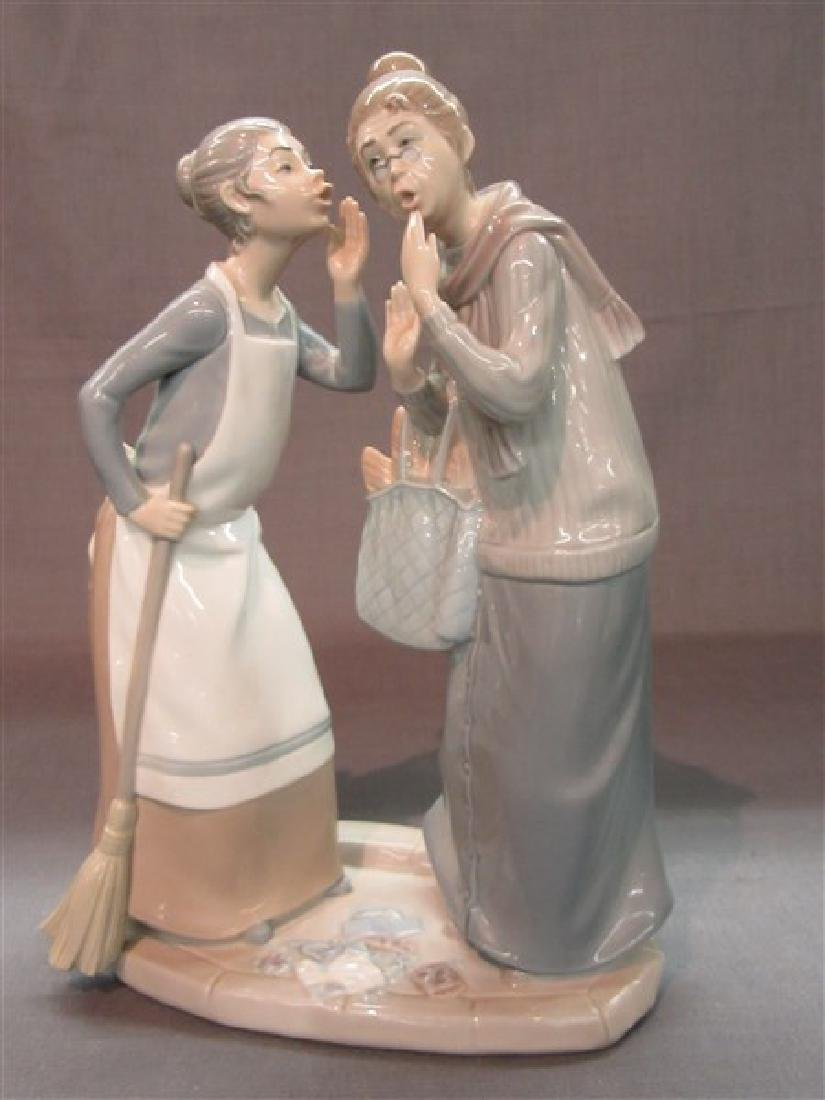 "Lladro 4984 ""Gossip Ladies"""