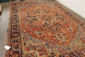 Heriz Carpet - Late 19th Century