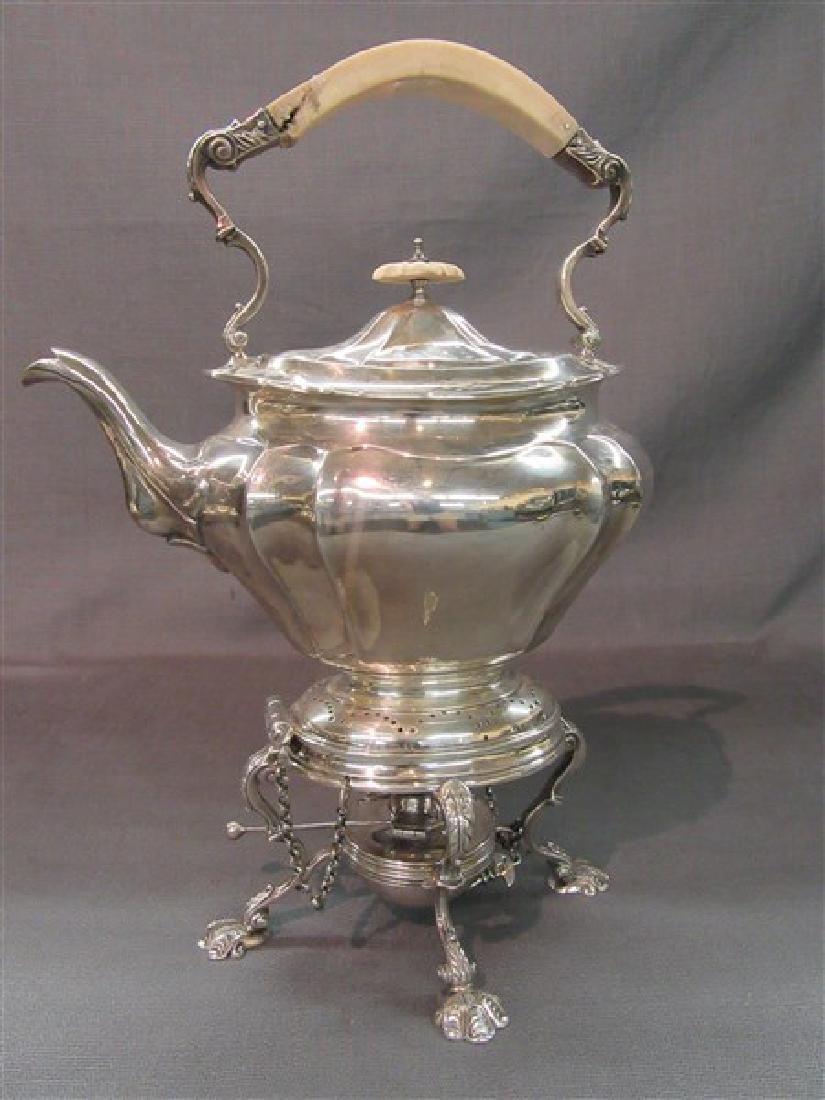 James Dixon & Sons Sterling Silver Teapot