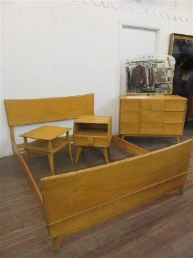 Heywood Wakefield Bedroom Set
