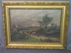 19th C. European Landscape