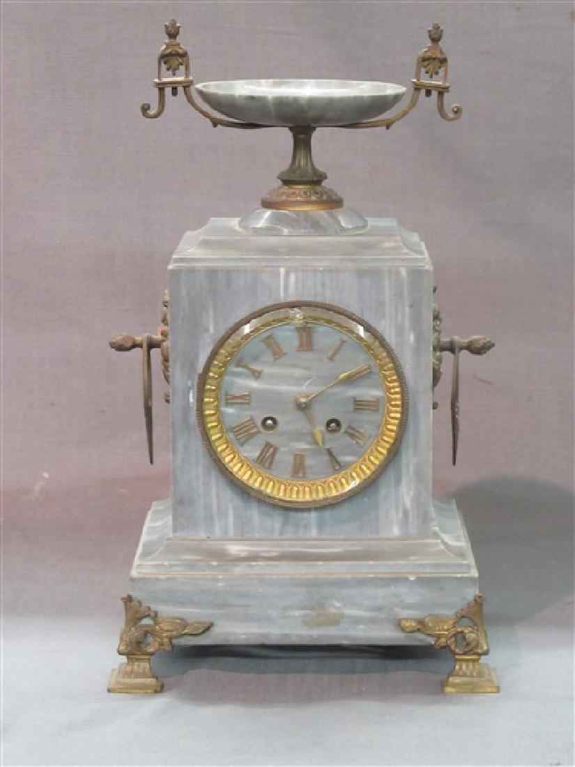 G. Philippe Palais Royal 66-67 19th C. French Clock