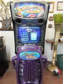 Nintendo Cruisin Exotica Racing  Car Arcade