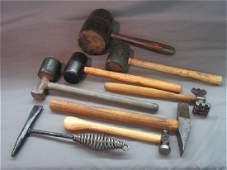 Estate Hand Tool Lot