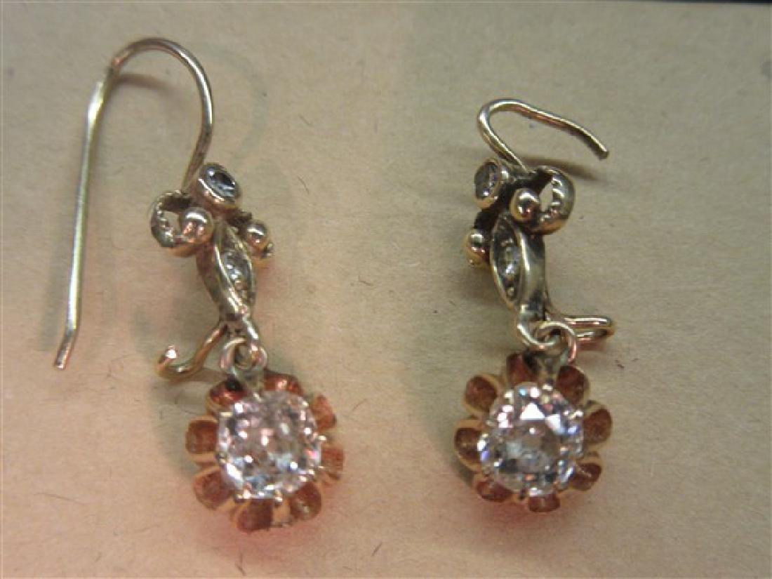 Diamond Earrings - 2