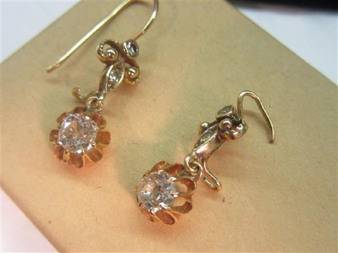 Diamond Earrings - 3