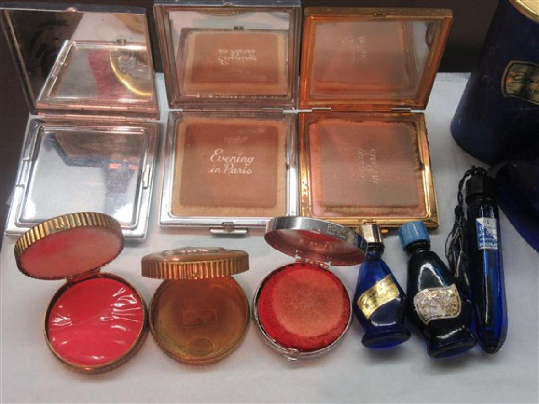 Collection of Bourjois Evening In Paris Compacts - 4