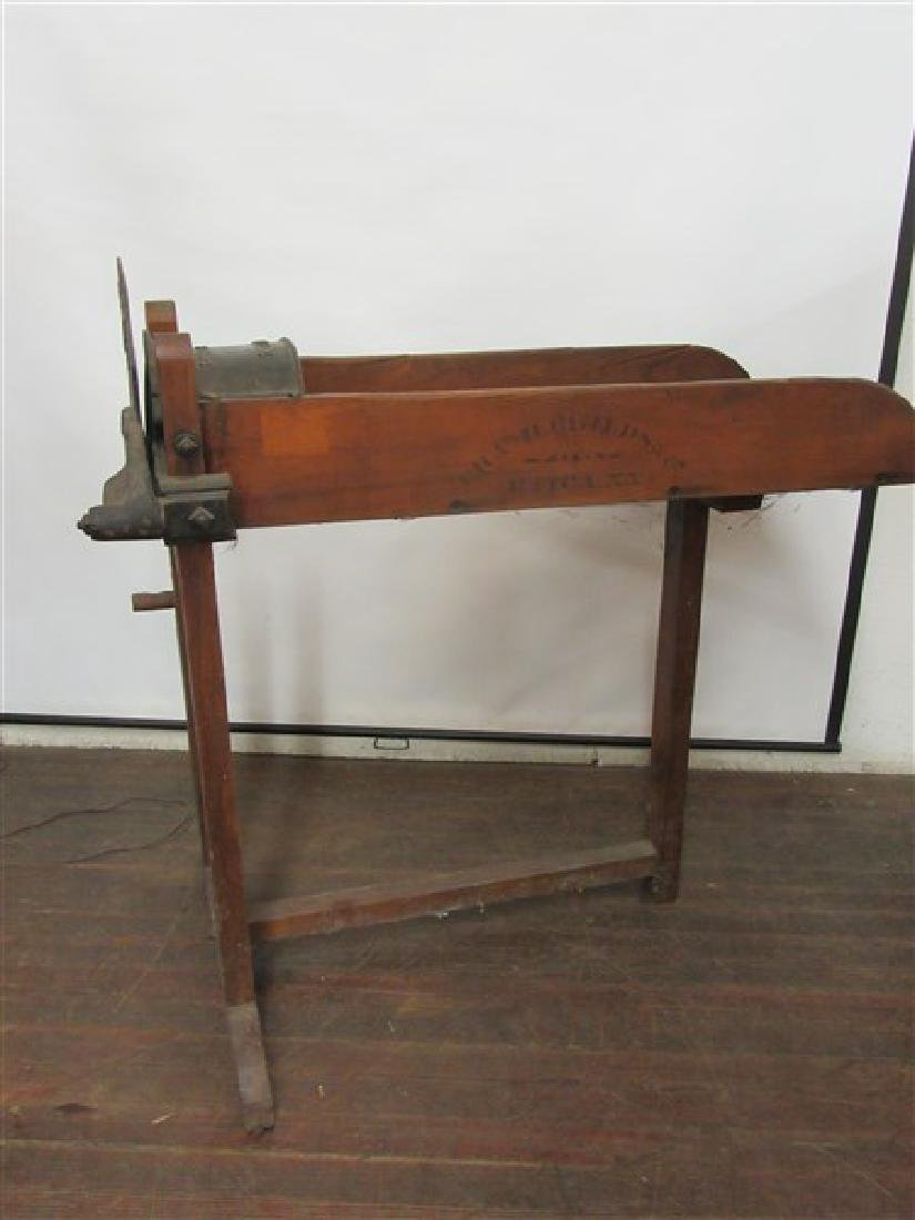 Chas. H. Child's & Co. Corn Cutter