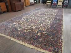 9.5ft X 20ft Persian Wool Carpet