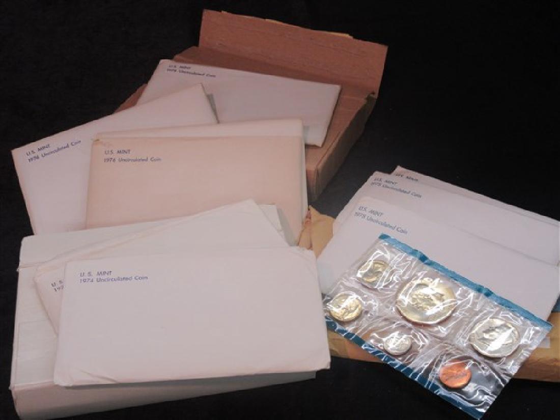 U.S. Uncirculated Mint Sets - 4