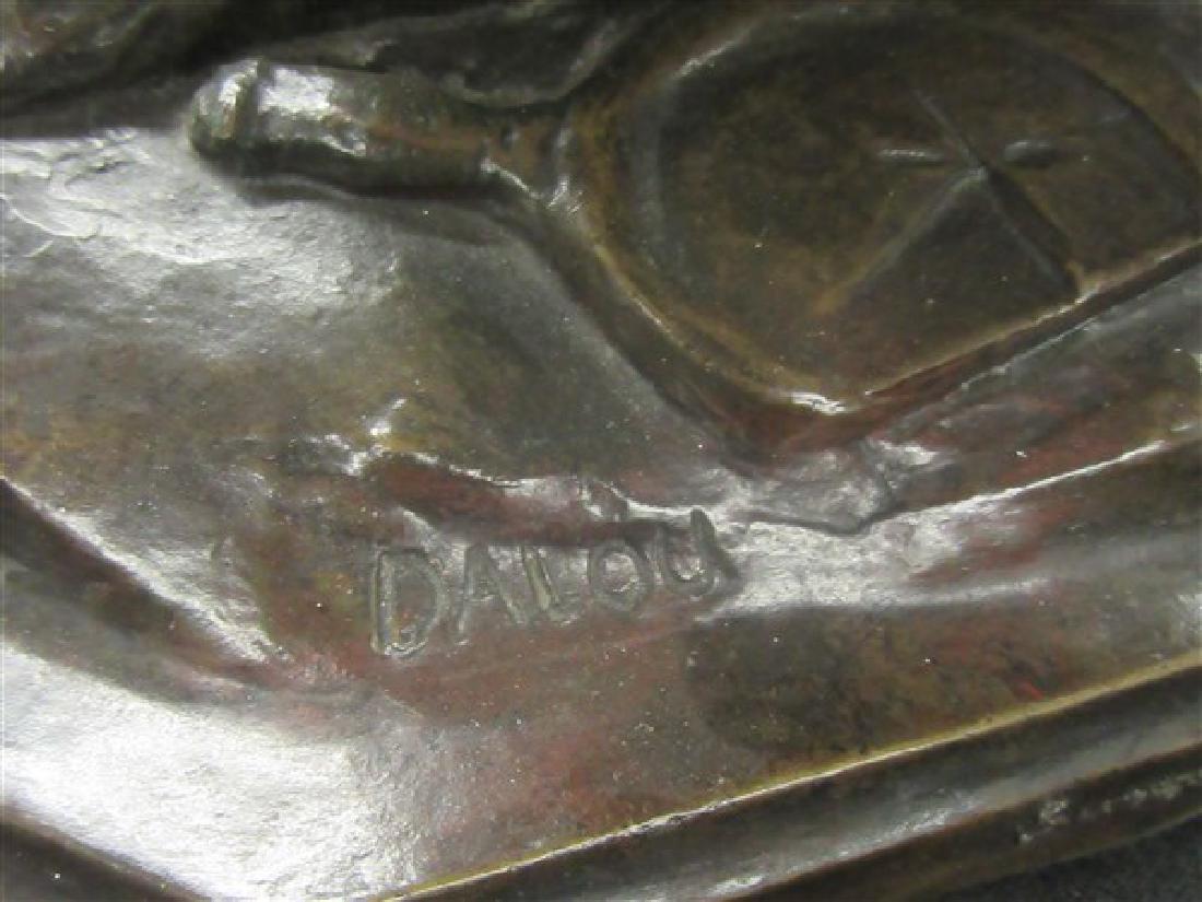 Jules Dalou ( French, 1838-1902) Bronze - 2