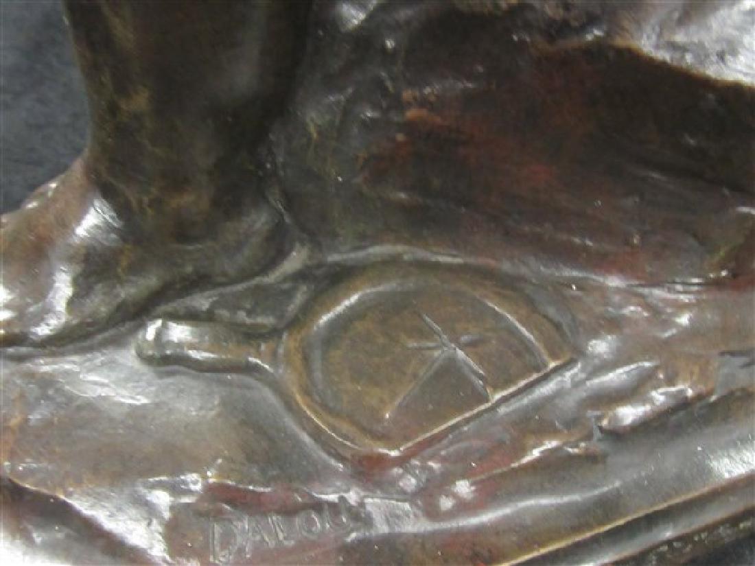 Jules Dalou ( French, 1838-1902) Bronze - 3