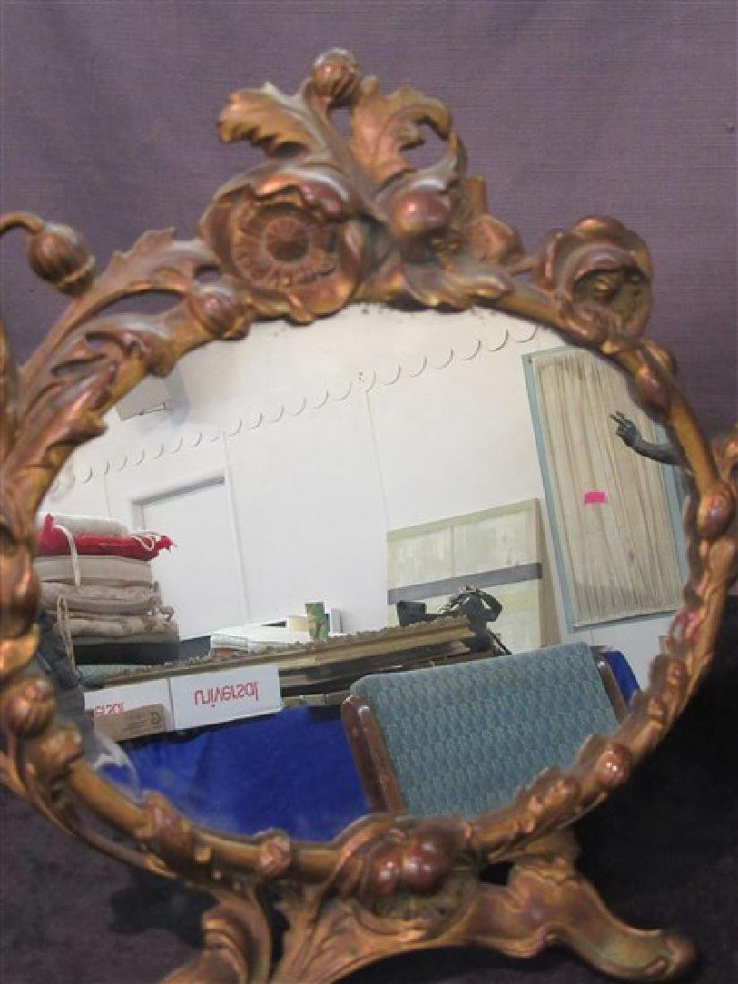 Two (2) Victorian Mirrors - 2