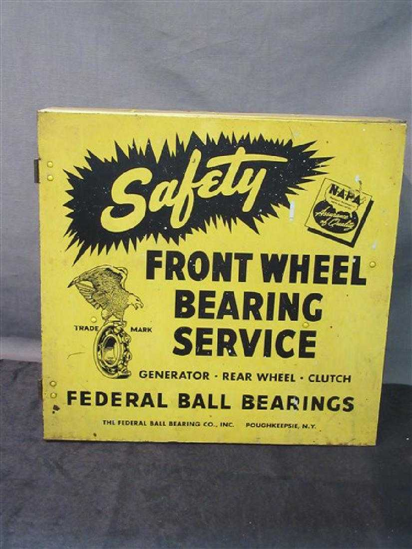 NAPA Federal Ball Bearings Poughkeepsie, NY on LiveAuctioneers