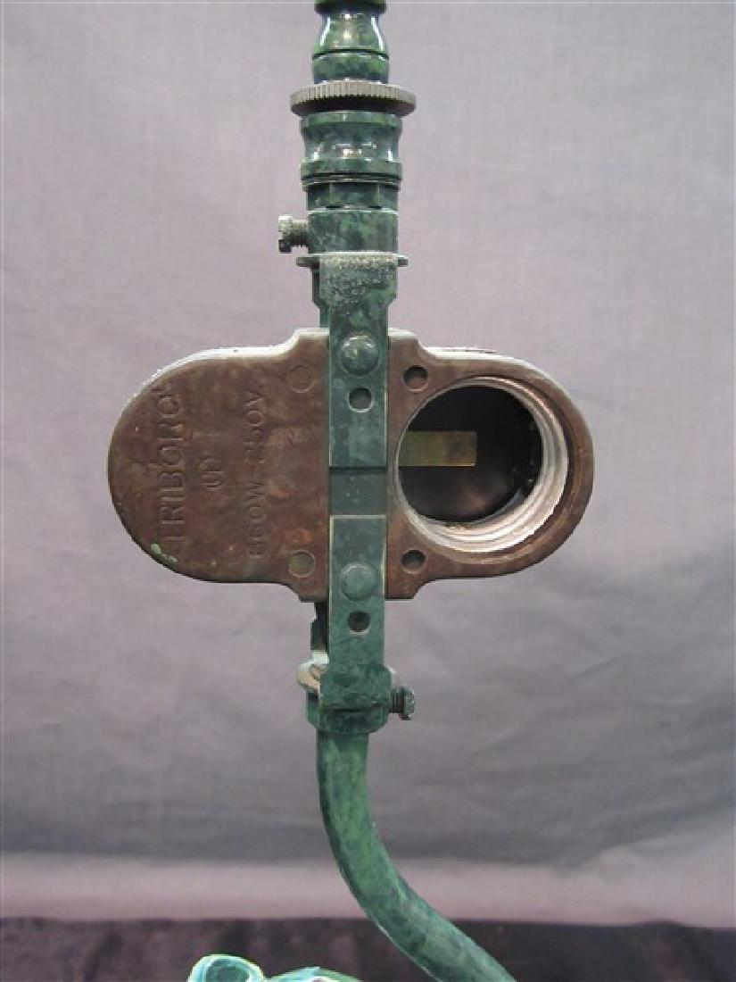 Chinese Art Deco Foo Dog Lamps - 5