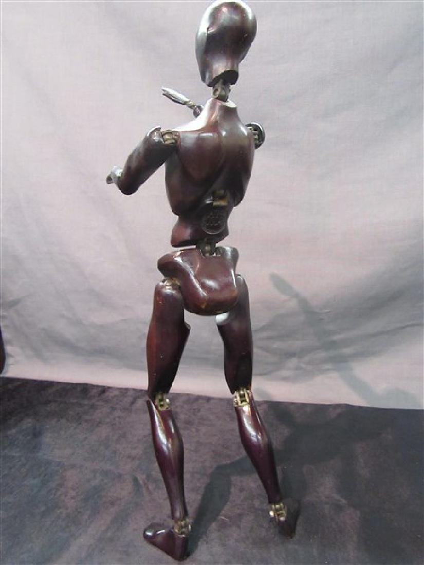 "Atsco Bakelite ""Oscar"" Mannequin - 5"