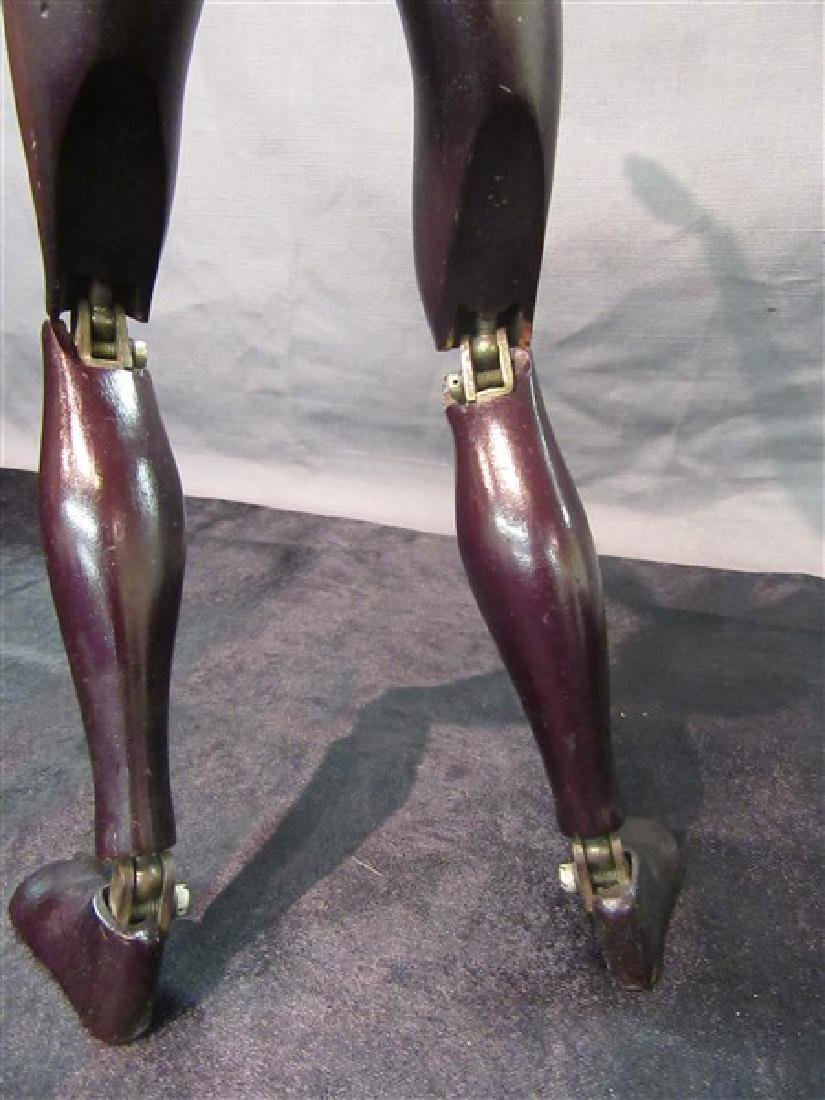 "Atsco Bakelite ""Oscar"" Mannequin - 9"