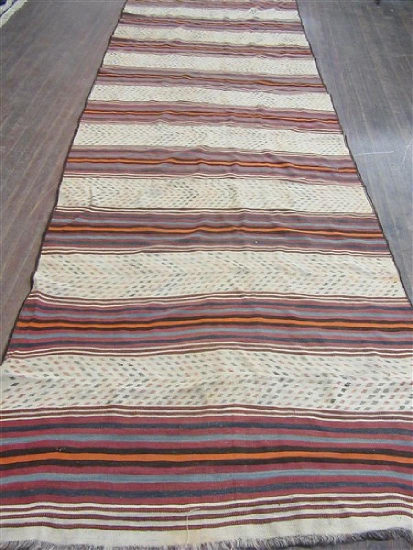 Navaho Indian Banded Rug