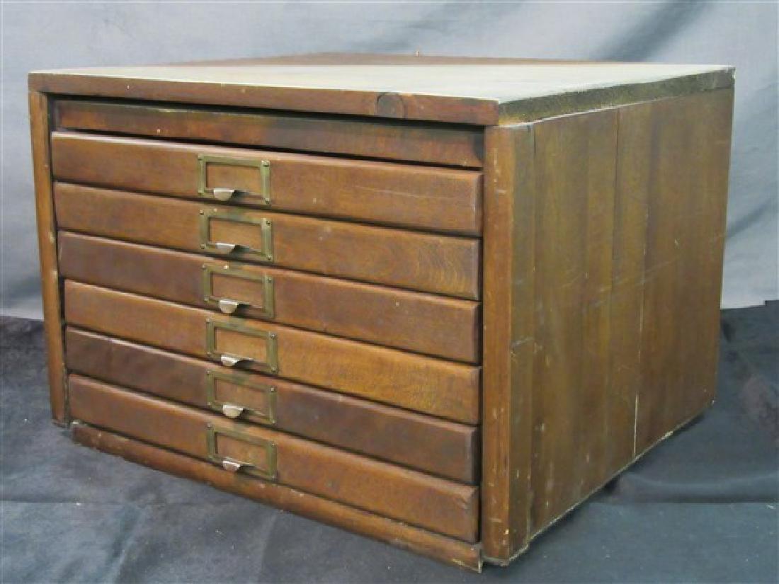 Vintage Printer's Case