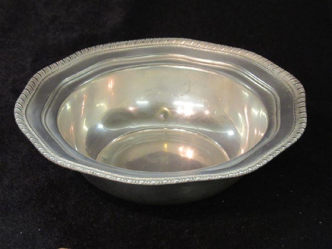 Sterling Silver Serving Bowl