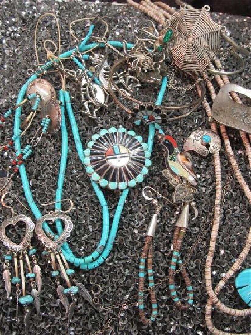 American Indian Jewelry Lot