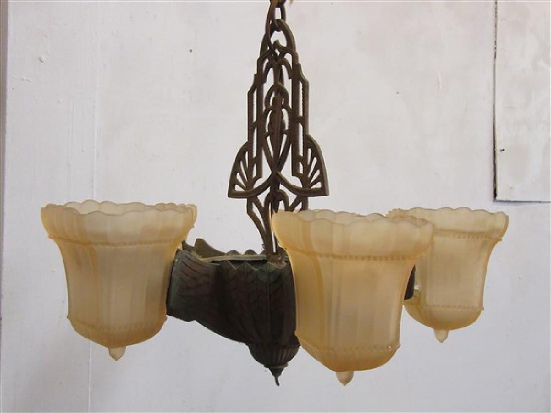 Art Deco Light Fixtures