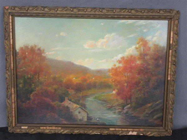 Rural American Painting, Autumn 1933