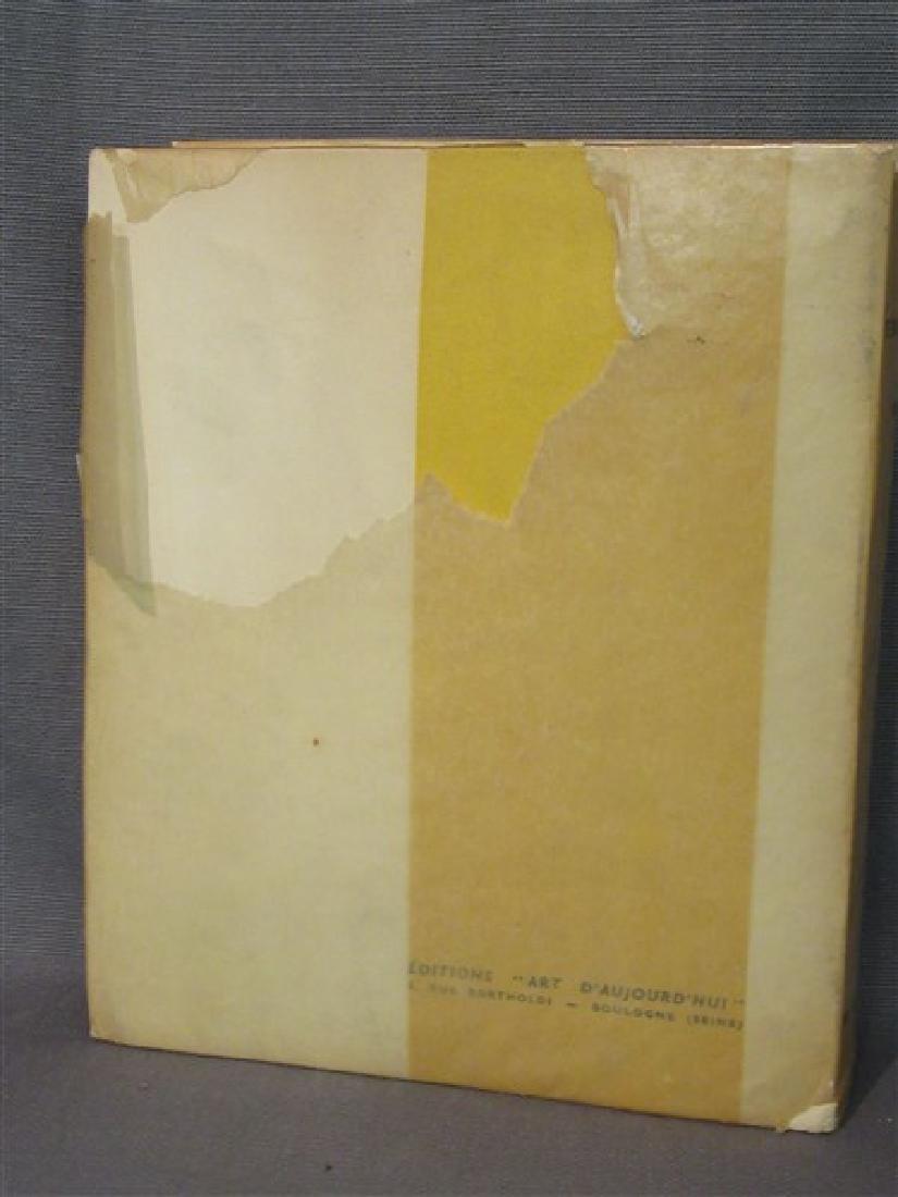 Temoignages Pour L'Art Abstrait w/ Lithographs 1952 - 2