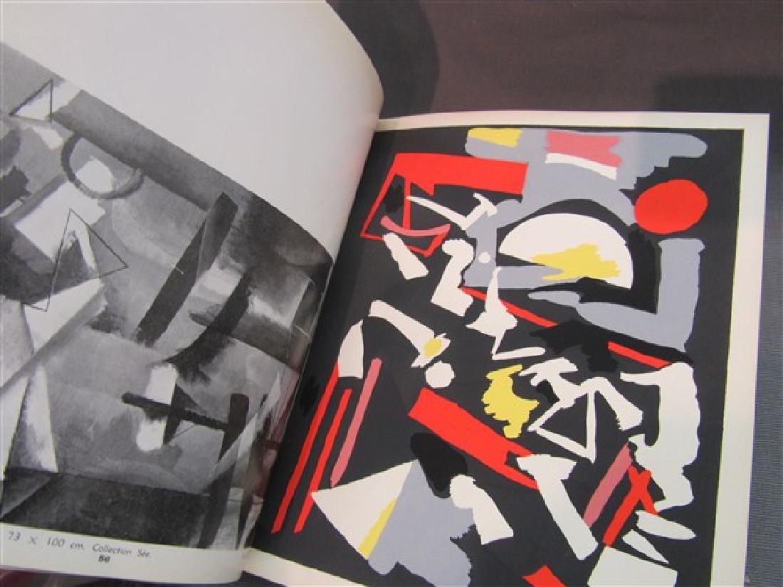 Temoignages Pour L'Art Abstrait w/ Lithographs 1952 - 6