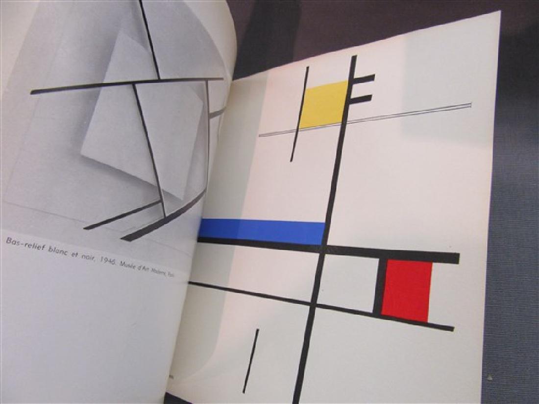 Temoignages Pour L'Art Abstrait w/ Lithographs 1952 - 7