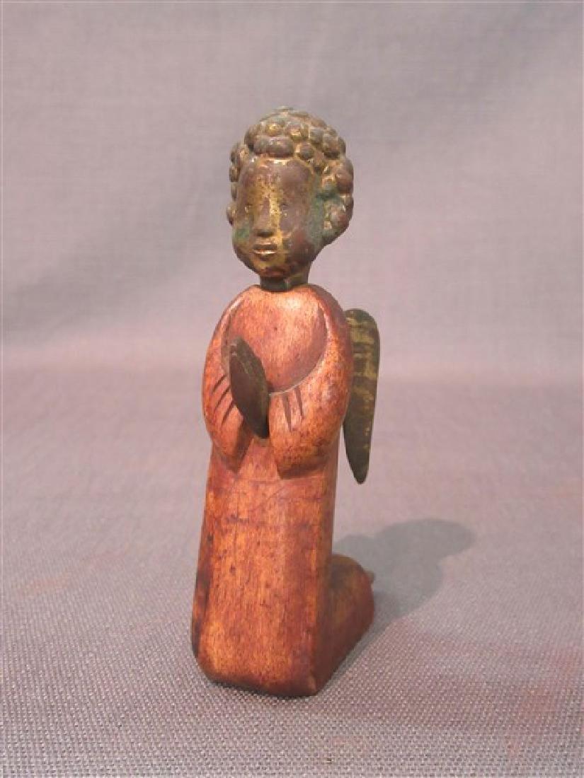 Hagenauer Bronze Angel Figure