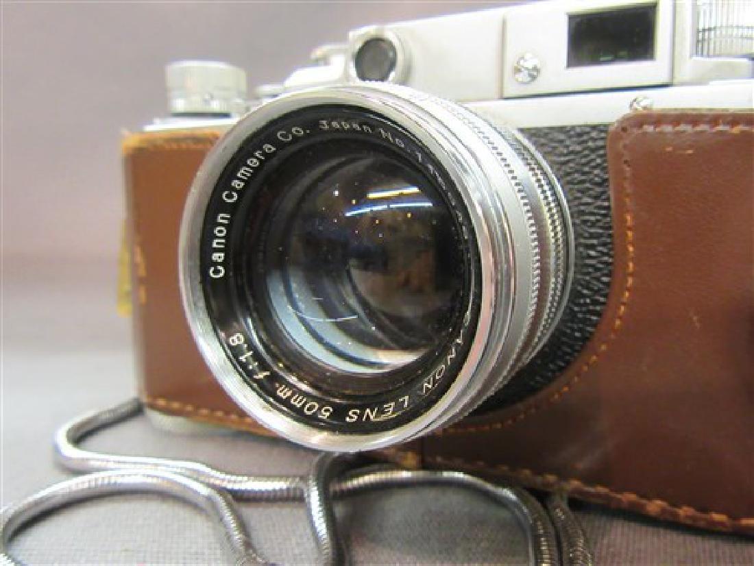 Vintage Canon SLR 35mm Camera - 3