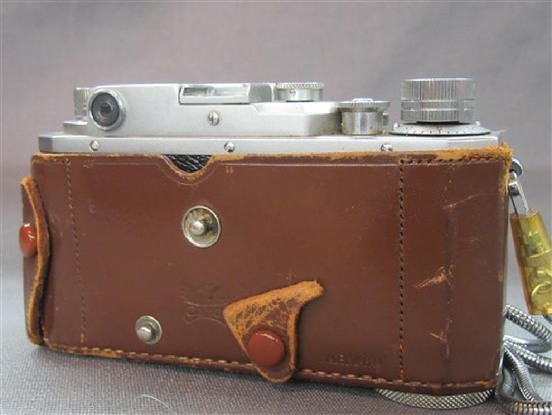 Vintage Canon SLR 35mm Camera - 5