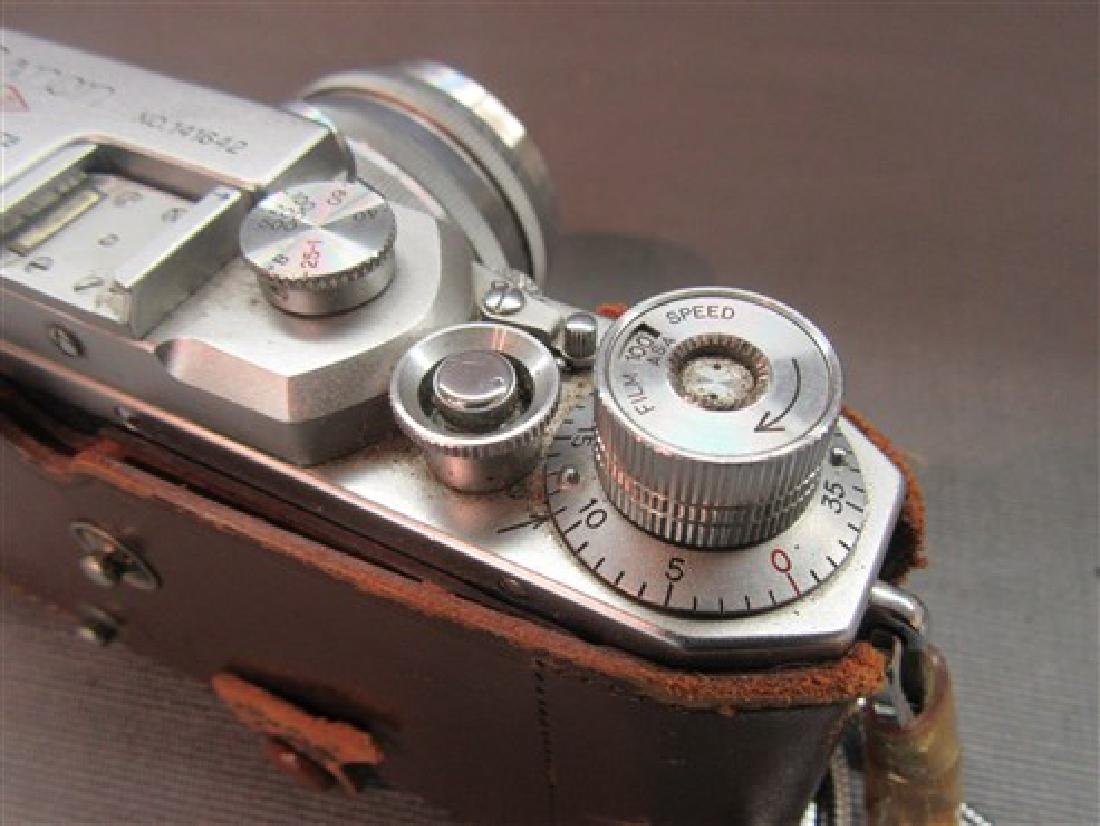 Vintage Canon SLR 35mm Camera - 7
