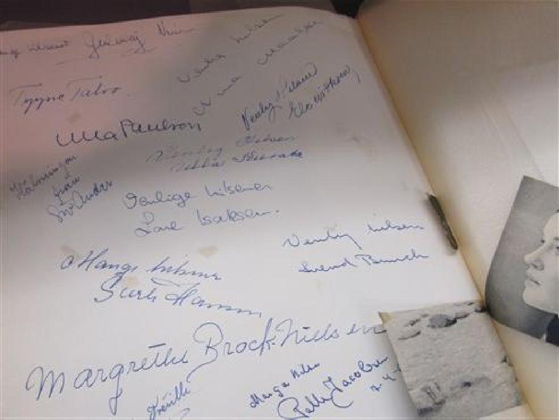 Extensive Ballet Autograph Scrap Book , Jose Greco - 3