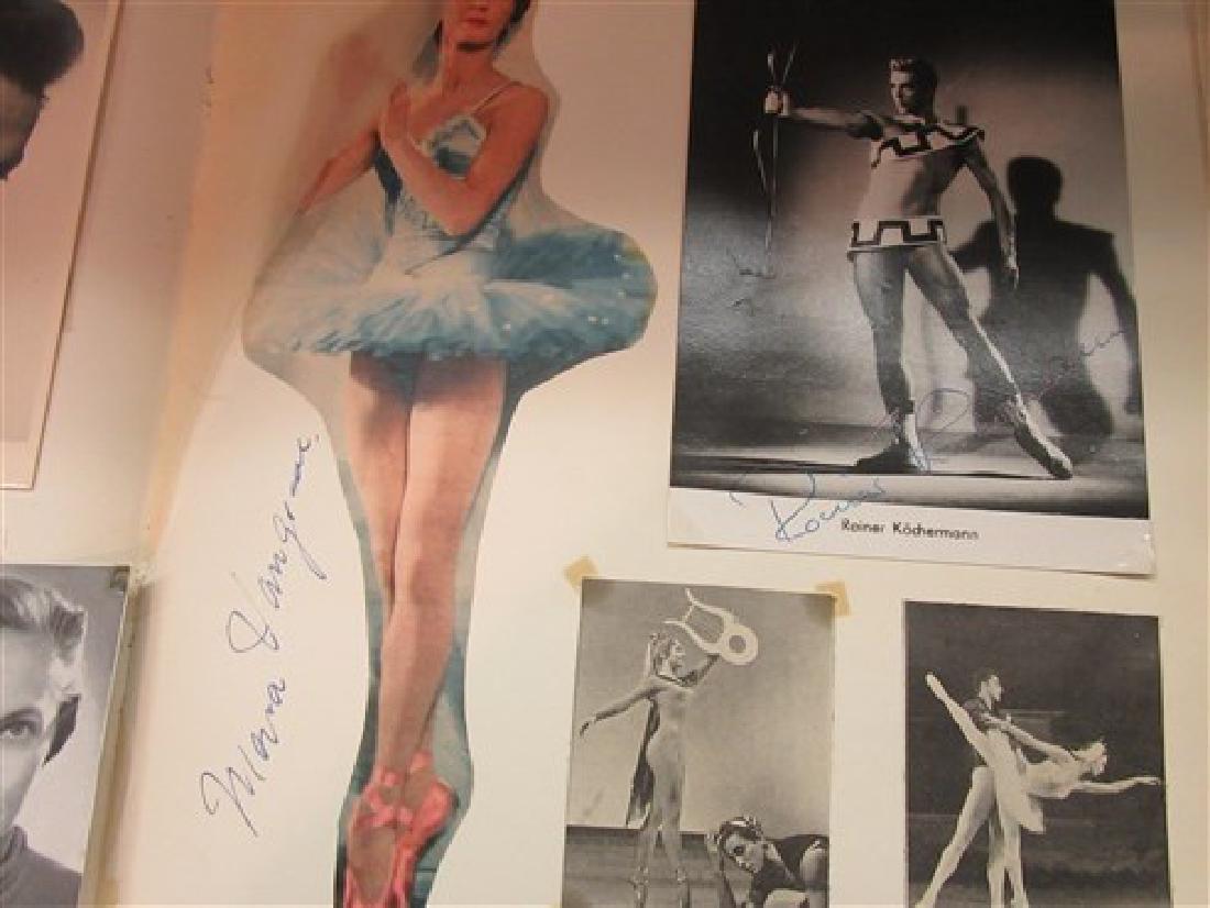 Extensive Ballet Autograph Scrap Book , Jose Greco - 6