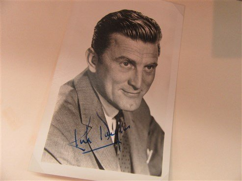 1950's Danish And American Actor's Autograph Scrapbook - 7