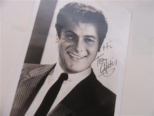 1950's Danish And American Actor's Autograph Scrapbook - 8